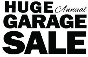 NEW 10,000 Sq FEET MASSIVE GARAGE SALE JULY 30, 31 Aug 1/2016