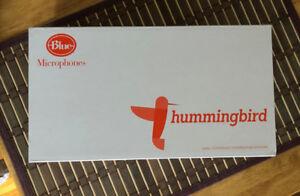 Brand New (Sealed Box) Blue Microphones Hummingbird