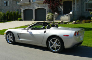 Corvette convertible 2008 de collection