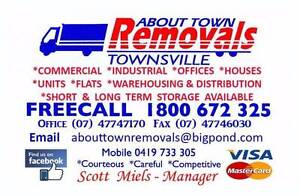 Got better things to do than move? Let About Town do it for you! Bohle Townsville City Preview
