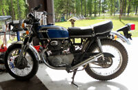 1972 Honda CB350 Project or for parts
