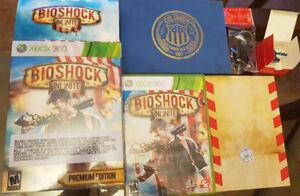 Jeu XBOX 360 Bioshock Infinite (PREMIUM Edition)