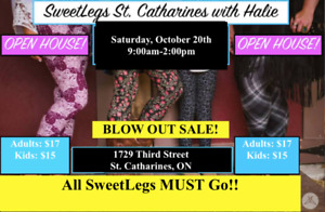SWEETLEGS SALE
