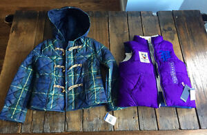 Girls Ralph Lauren Polo lot Brand New with Tags Sz 6X (3 pieces)