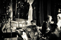 String quartet available for hire!