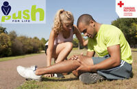First Aid & CPR Training - March 23-24