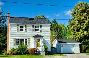 Two-Storey home on just under half an acre!