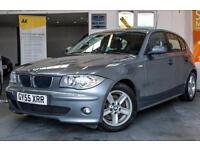 2005 BMW 1 SERIES 118D SE HATCHBACK DIESEL
