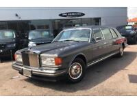 1993 Rolls-Royce Silver Spur III Touring Mulliner Park Ward Limousine | Includin