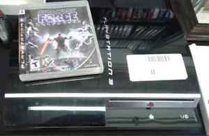 Playstation 3 Original 80GB with 5 Games Included