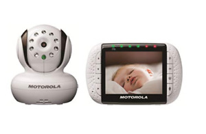 MOTOROLA VIDEO BABY MONITOR WITH 1 CAMERA