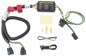 Wiring Harness for Santa Fe 2012 with Factory Tow Package