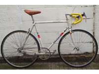 Single speed bike PEUGEOT frame 24inch built BY US NEW TYRES, BRAKES, DICTA 18T, CHAIN - WARRANTY