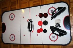 Jeu hockey sur air table 48 po All Star Power Glide COMPLET
