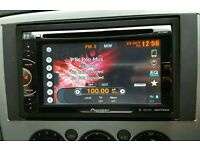 Pioneer AVH X2600BT Double DIN Bluetooth Mixtrax USB AUX DVD Player