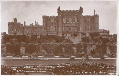 Culzean Castle (Scotland Postcard - Culzean Castle - Ayrshire - Ref 2445A)