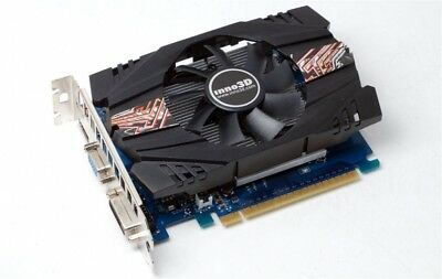 Inno3D NVIDIA Geforce GT730 4GB PCI Express x16 Video Graphics Card Full