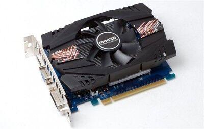 Inno3D NVIDIA Geforce GT730 4GB PCI Express x16 Video Graphics Card Full