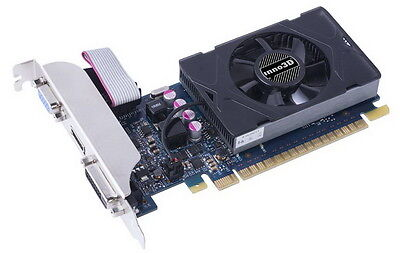 NVIDIA Geforce GT730 2GB PCI Express Video Graphics Card  HDMI Win - Nvidia Vista Video Cards