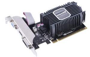Inno3D Geforce GT 710 2 GB PCI Express x16 Video Graphics Card Low profile HDMI