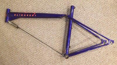 Rare Vintage Slingshot Road Bike Frame Set 700c
