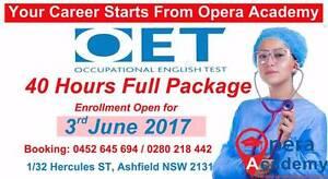 OET Full Course Ashfield Ashfield Area Preview