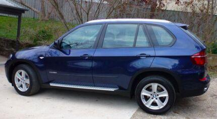 2010 BMW X5 E70 MY11 X Drive 30D Steptronic 8 Speed Diesel Wagon Wodonga Wodonga Area Preview