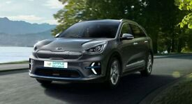 PCO CAR HIRE - Brand new fully electric PCO ready Kia E-Niro 2 Long range (64kWh) available to rent.