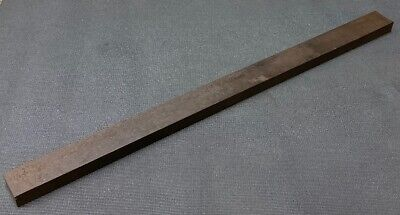 34 Thickness 4130 Hardened Cold Finished Steel Flat Bar - 0.75 X 1.5 X 24