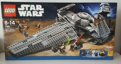 LEGO 7961 STAR WARS DARTH MAUL'S SITH INFILTRATOR BRAND NEW XMAS GIFT TOY PADMÉ