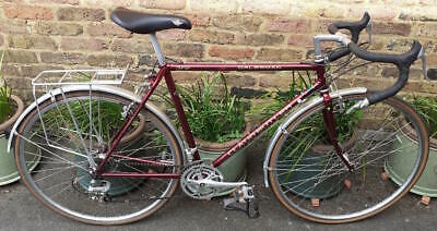 Claud Butler Dalesman 531 road touring sportive commuting bike – old school
