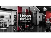 Experienced Hairdresser Required in West End of Glasgow