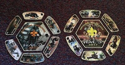 2017 Jamboree - Cascade Pacific Council HALO JSP Trader Sets with Center