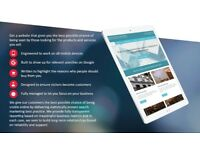 Mobile Optimised Premium Website up to 10 pages from £399 or monthly options......