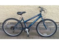 "Bike/Bicycle.LADIES EMMELLE "" LIGHTNING "" MOUNTAIN BIKE"