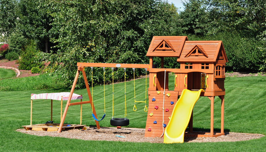 How to Care for Your Outdoor Swing Set