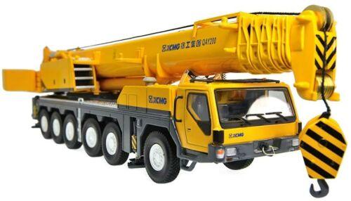 XCMG AMP017 QAY200 Telescoping Mobile Hydraulic Truck Crane Die-cast 1/50 MIB