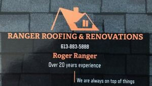 Roofer with 20+ years experience