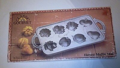 Harvest Muffin Mold #73-004 Classic (Gourmet Muffin)