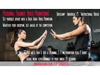 Video Promo Offer for Personal Trainers