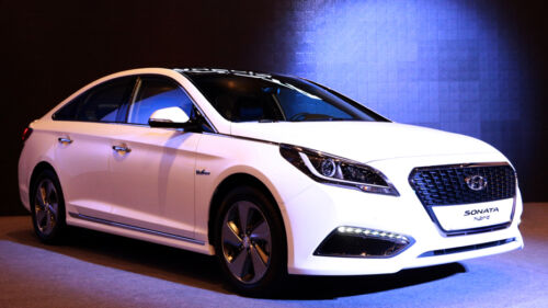 Hyundai To Launch 2016 Sonata Hybrid, and New Plug-in Car