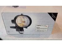 NEW B&Q Security PIR garden light floodlight outdoor