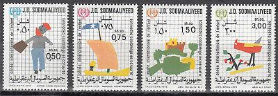 Somalia Nr. 278-281** Internationales Jahr des Kindes