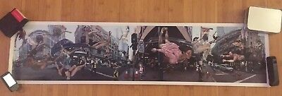 Large Color Poster (KOZYNDAN Sydney Panorama LARGE COLOR POSTER SIGNED)