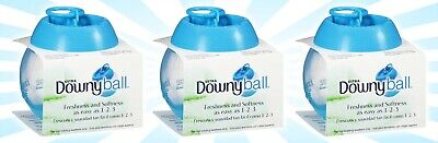 3 Ultra Downy Ball Automatic Dosing Dispenser For Fabric Softener , used for sale  Shipping to Nigeria