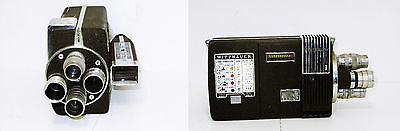 Vintage Collectors 1959 Wittnauer Cine-Twin Projector and Camera Model WD-400   for sale  Shipping to India
