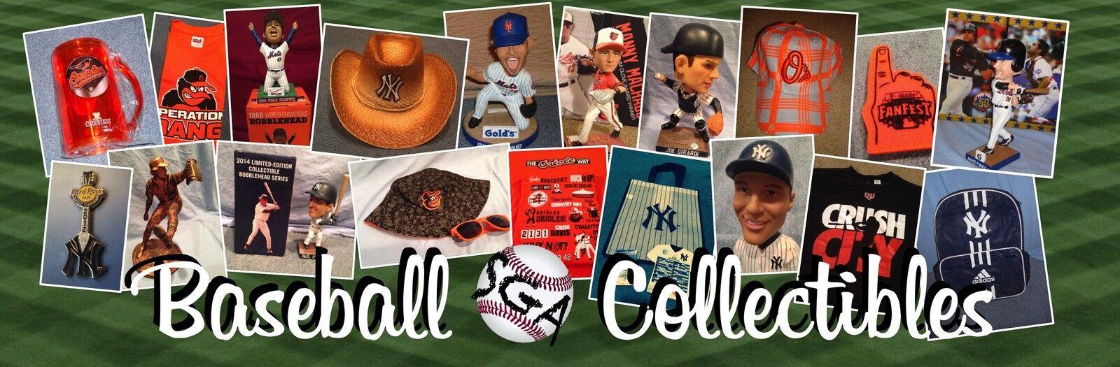 Baseball SGA Collectibles