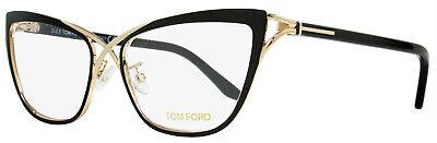 Tom Ford Butterfly Eyeglasses TF5272 005 Size: 53mm Rose Gold/Black (Tom Ford Rose Gold)