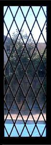 Real Leaded Glass Diamond windows ,Clear & obscure art glass