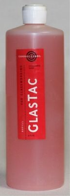 Bullseye Glastac Fusing Glue - 32 oz. - For Kiln Firing Glas-Tac